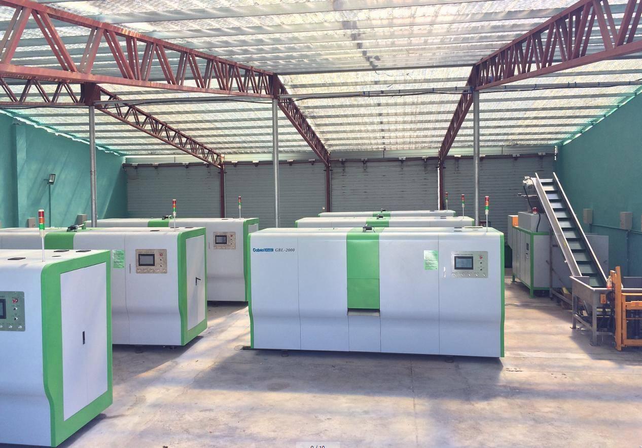 加百列城鄉生活垃圾處理設備為家庭、機關食堂、酒店、垃圾處理中心提供餐廚垃圾處理、廚余垃圾處理功能