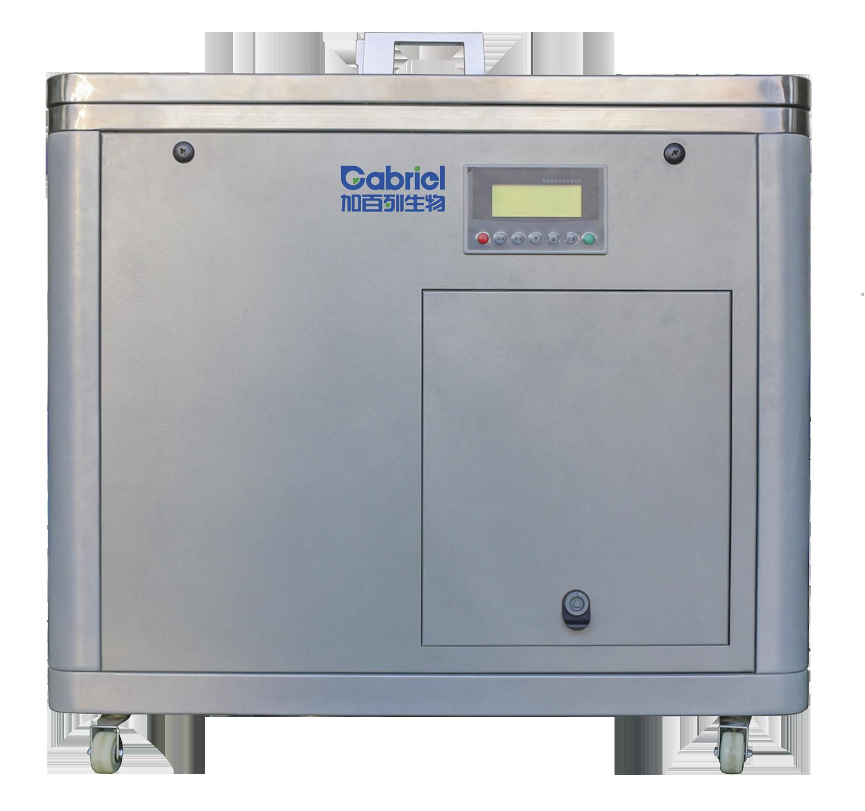 20公斤小型餐廚垃圾處理機適用于小型企業食堂垃圾處理