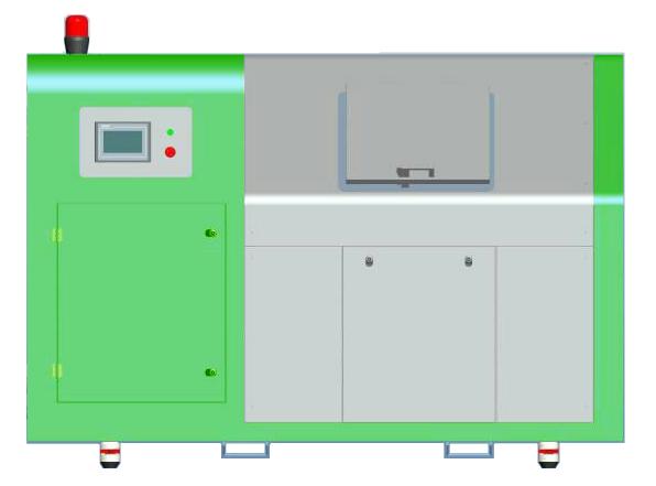 葡京娱乐场699709.com200公斤餐厨垃圾处理设备适用于学校、机关食堂的餐厨垃圾处理
